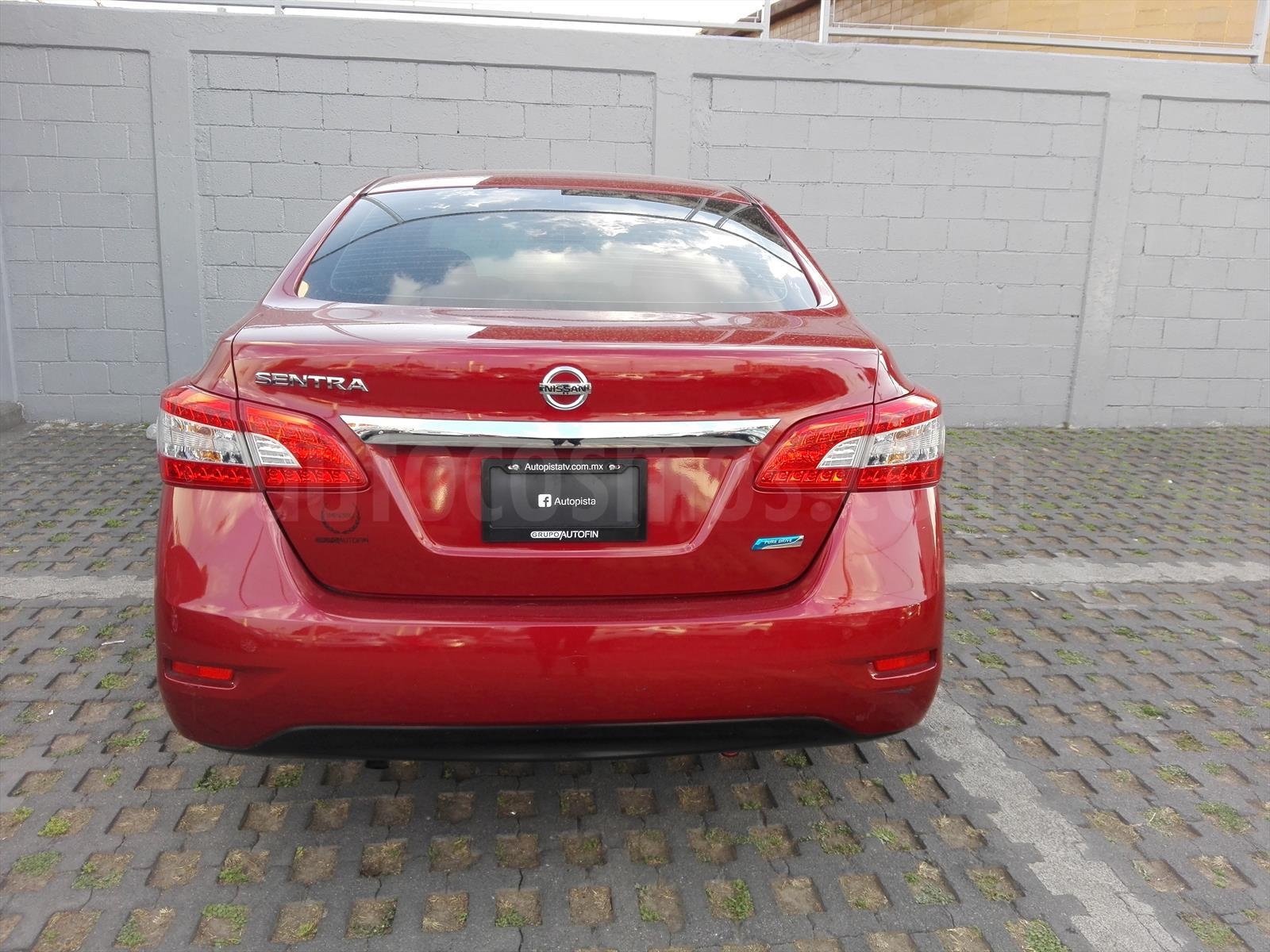 Venta Autos Usado Distrito Federal Nissan Sentra