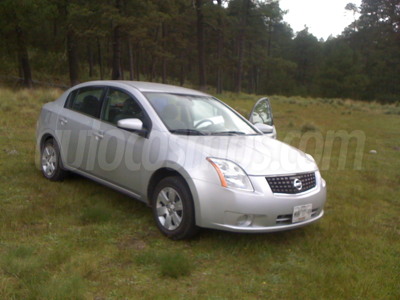 Venta autos usado - Estado de Mexico - Nissan Sentra Custom