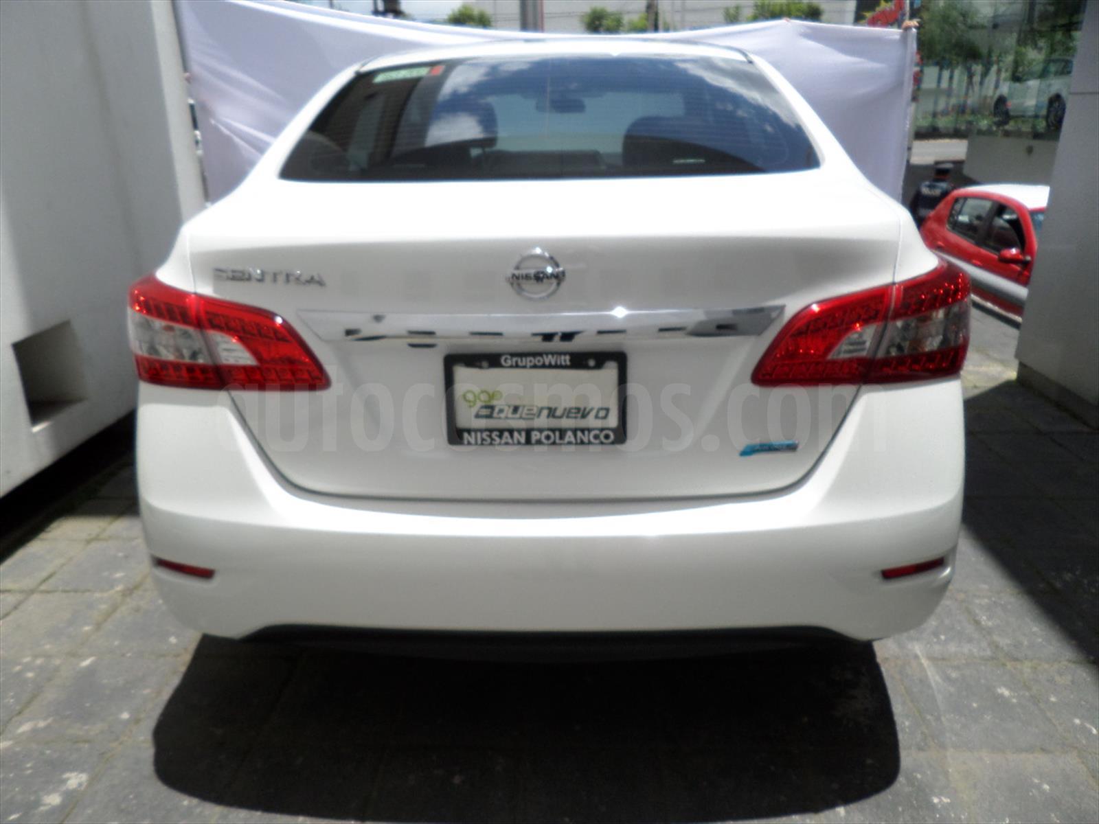 Venta Auto Usado Nissan Sentra Exclusive Navi Aut 2013