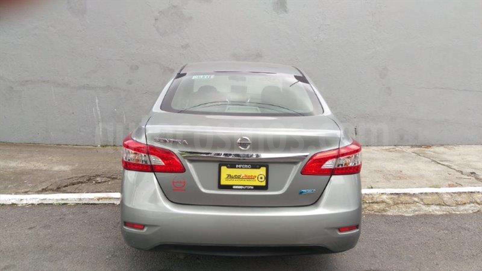 Venta auto usado nissan sentra sense 2015 color gris for 2002 nissan sentra window motor