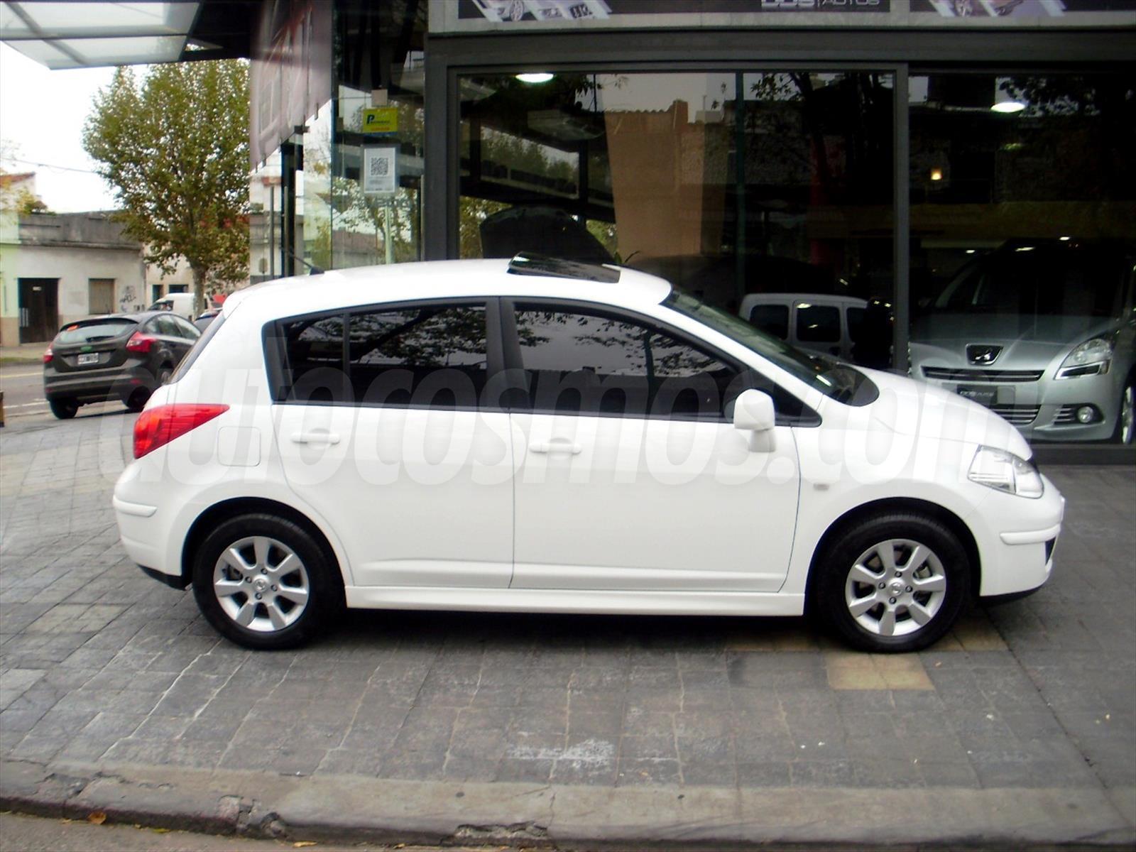 Nissan Tiida Hatchback usados en Argentina