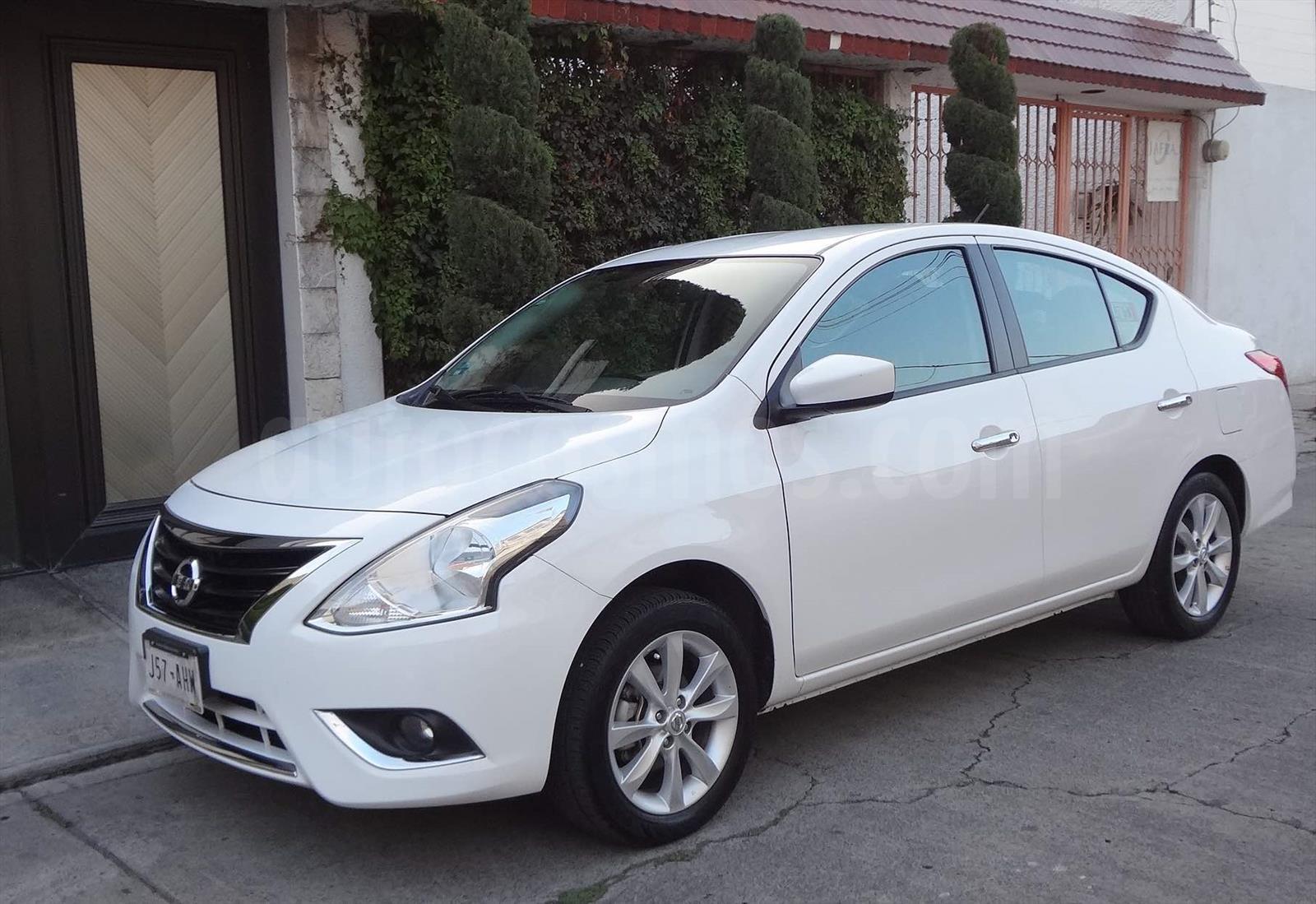 Venta Autos Usado Ciudad De Mexico Nissan Versa Advance