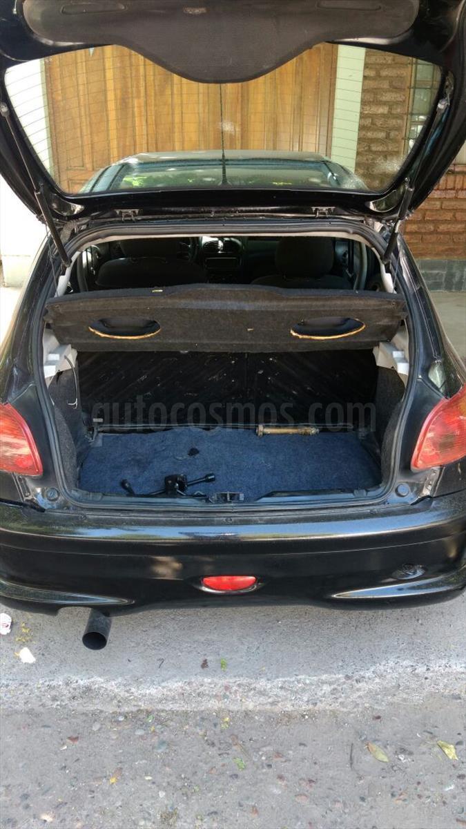 Venta Autos Usado Mendoza Peugeot 206 1 6 Xr Premium 5p