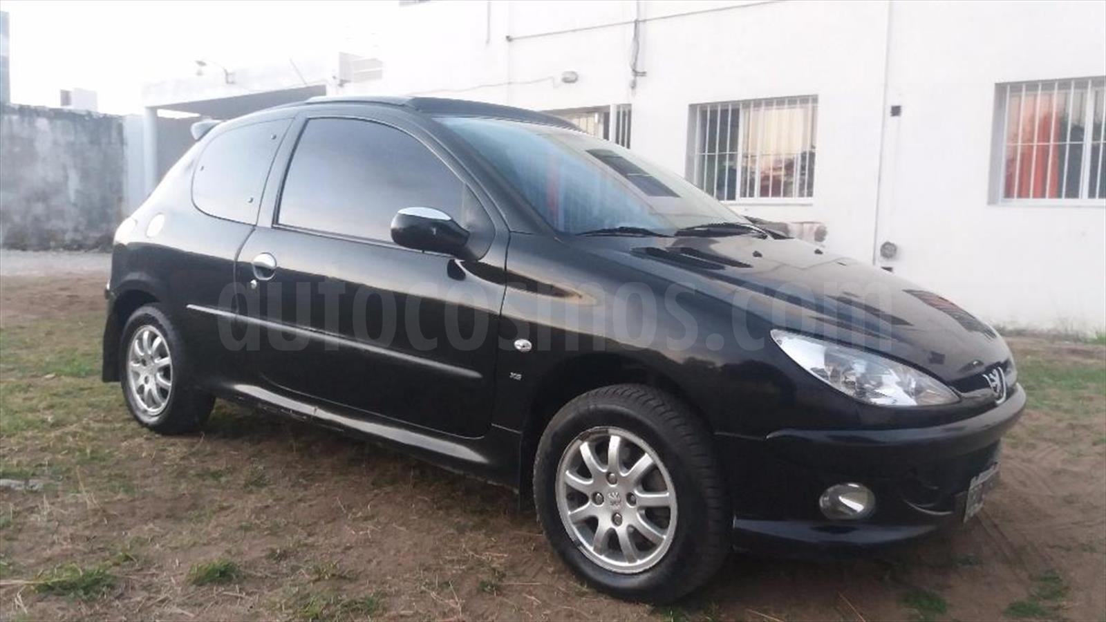 venta autos usado cordoba peugeot 206 2 0 hdi xs premium 3p. Black Bedroom Furniture Sets. Home Design Ideas
