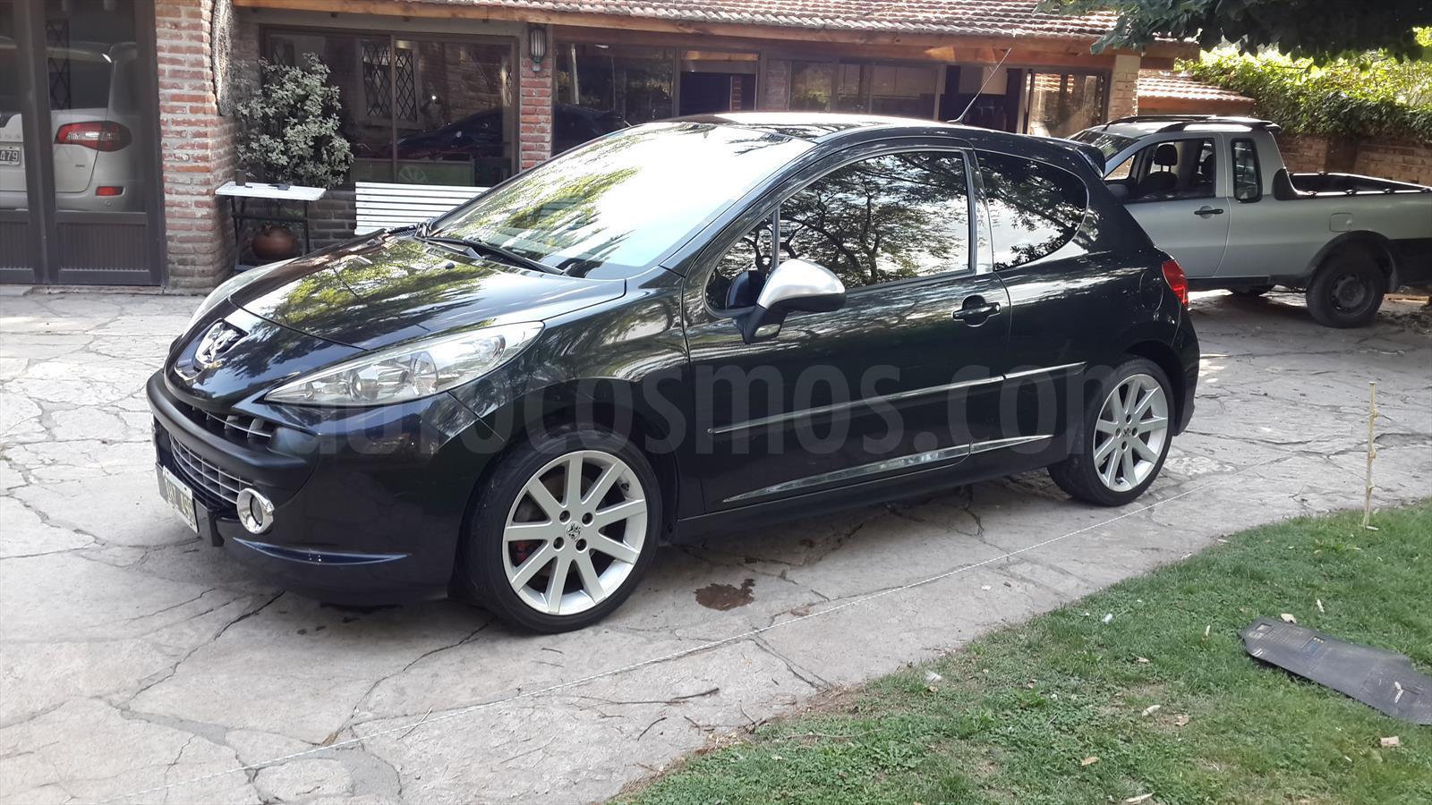 Venta Autos Usado Buenos Aires Peugeot 207 Rc