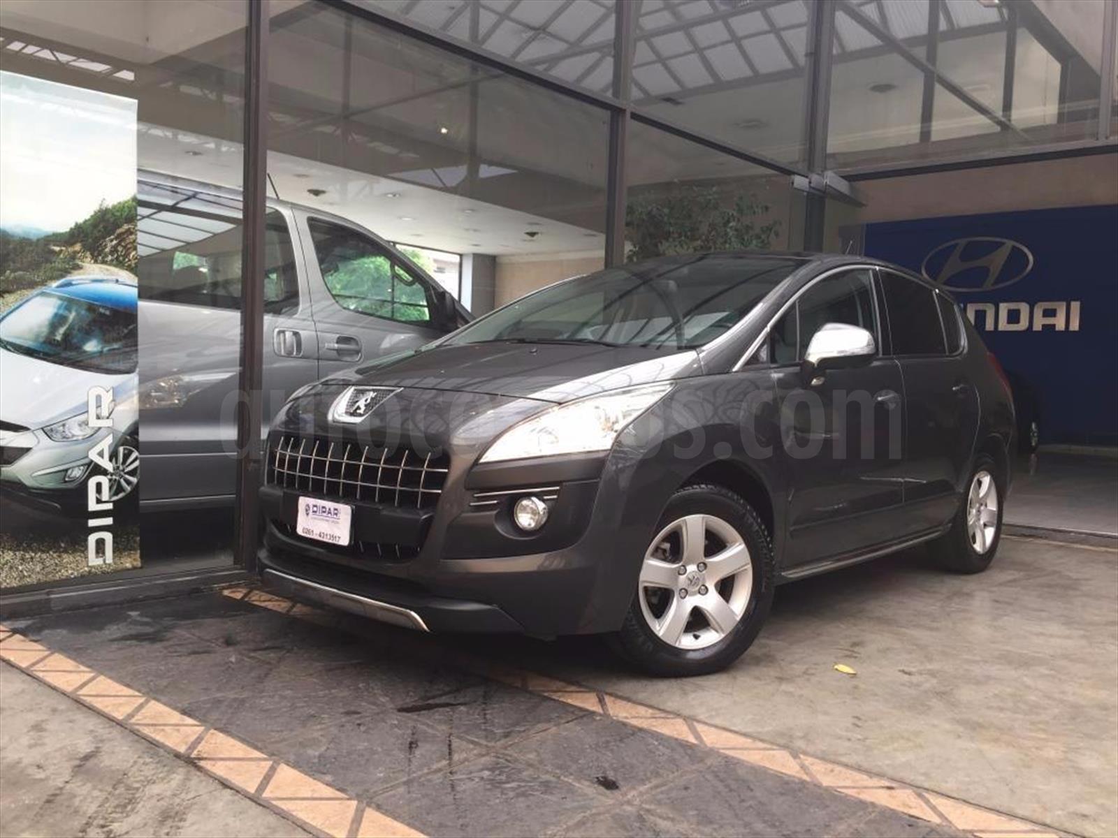 Venta Autos Usado Mendoza Peugeot 3008 Premium Plus