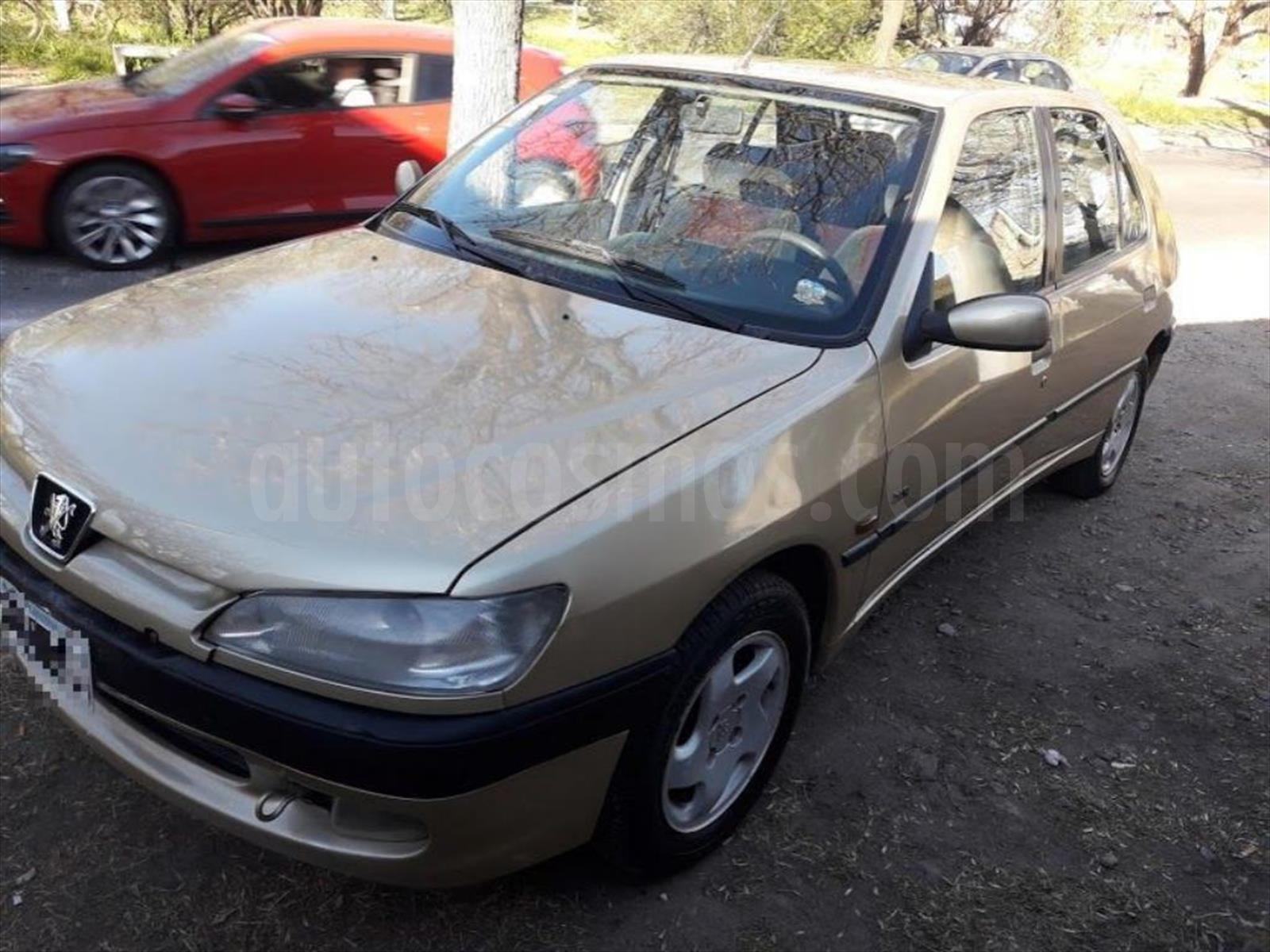 Venta Autos Usado Cordoba Peugeot 306 Xr 8v 4p