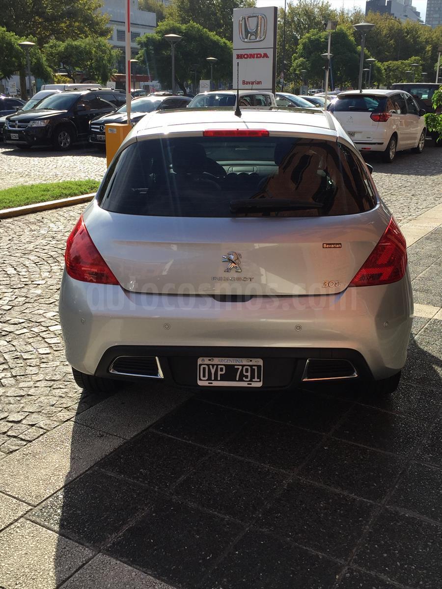 Venta Autos Usado Capital Federal Peugeot 308 Feline