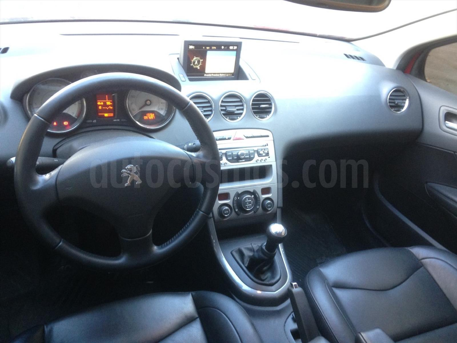 Venta autos usado capital federal peugeot 408 allure nav for Interior 408 allure