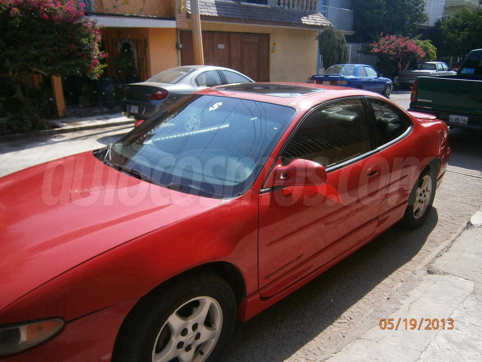 Pontiac grand prix usados en m xico for Catalogo grand prix