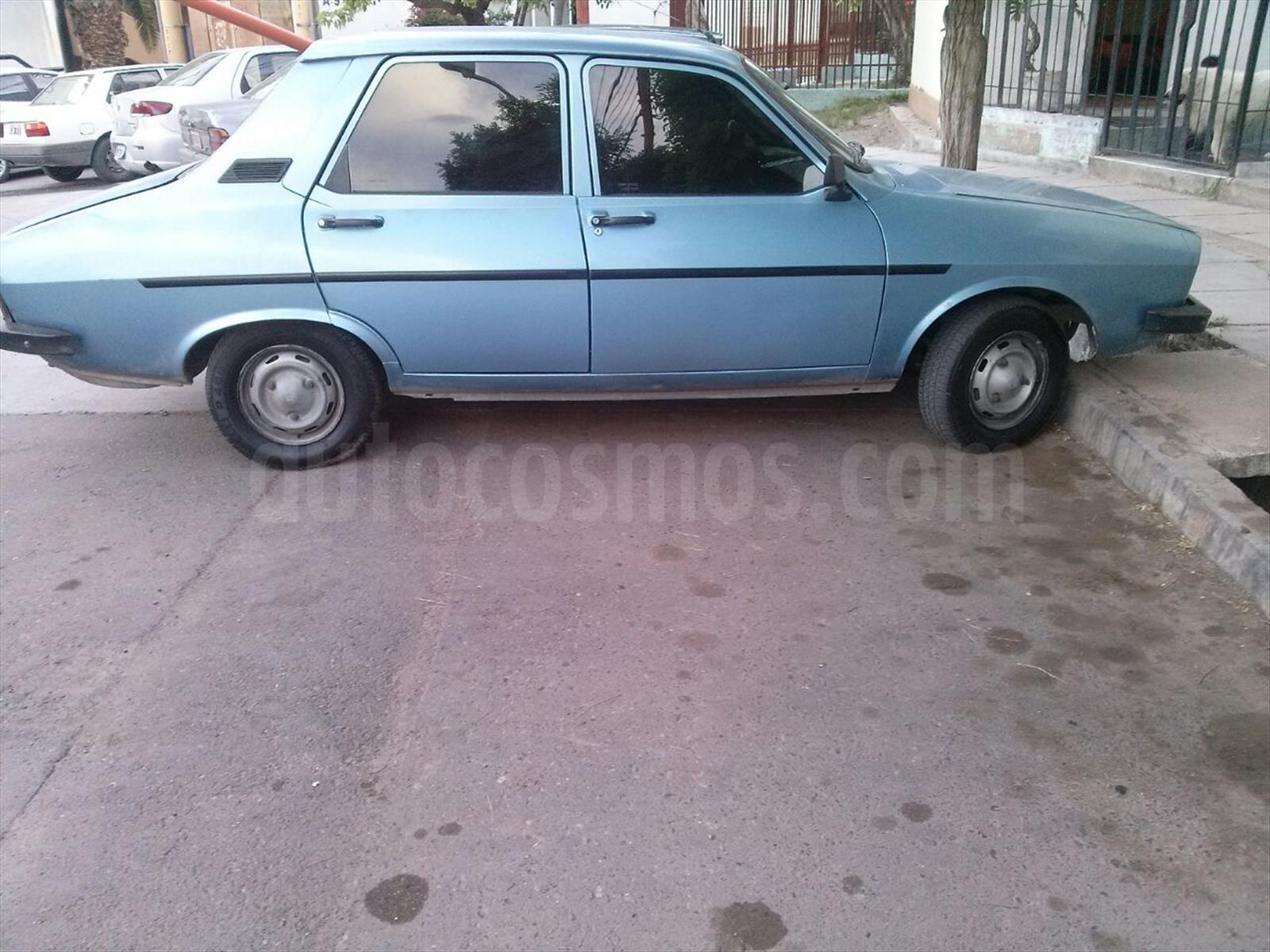 Venta Autos Usado Mendoza Renault 12 Tl