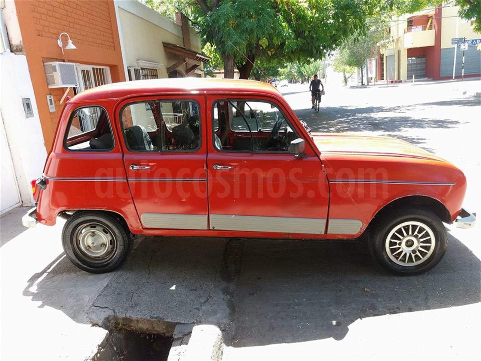 Venta Autos Usado Mendoza Renault 4 S