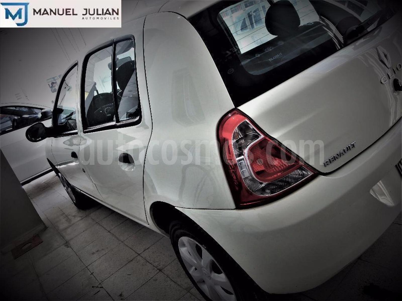 Venta Autos Usado Cordoba Renault Clio Mio