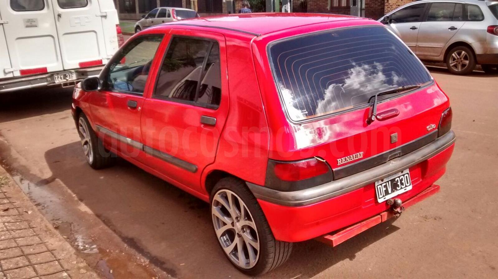 Venta Autos Usado Misiones Renault Clio 5p Rn
