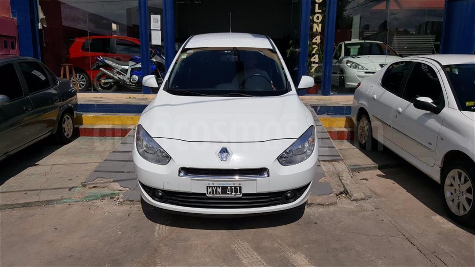 Venta Autos Usado Cordoba Renault Fluence Dynamique