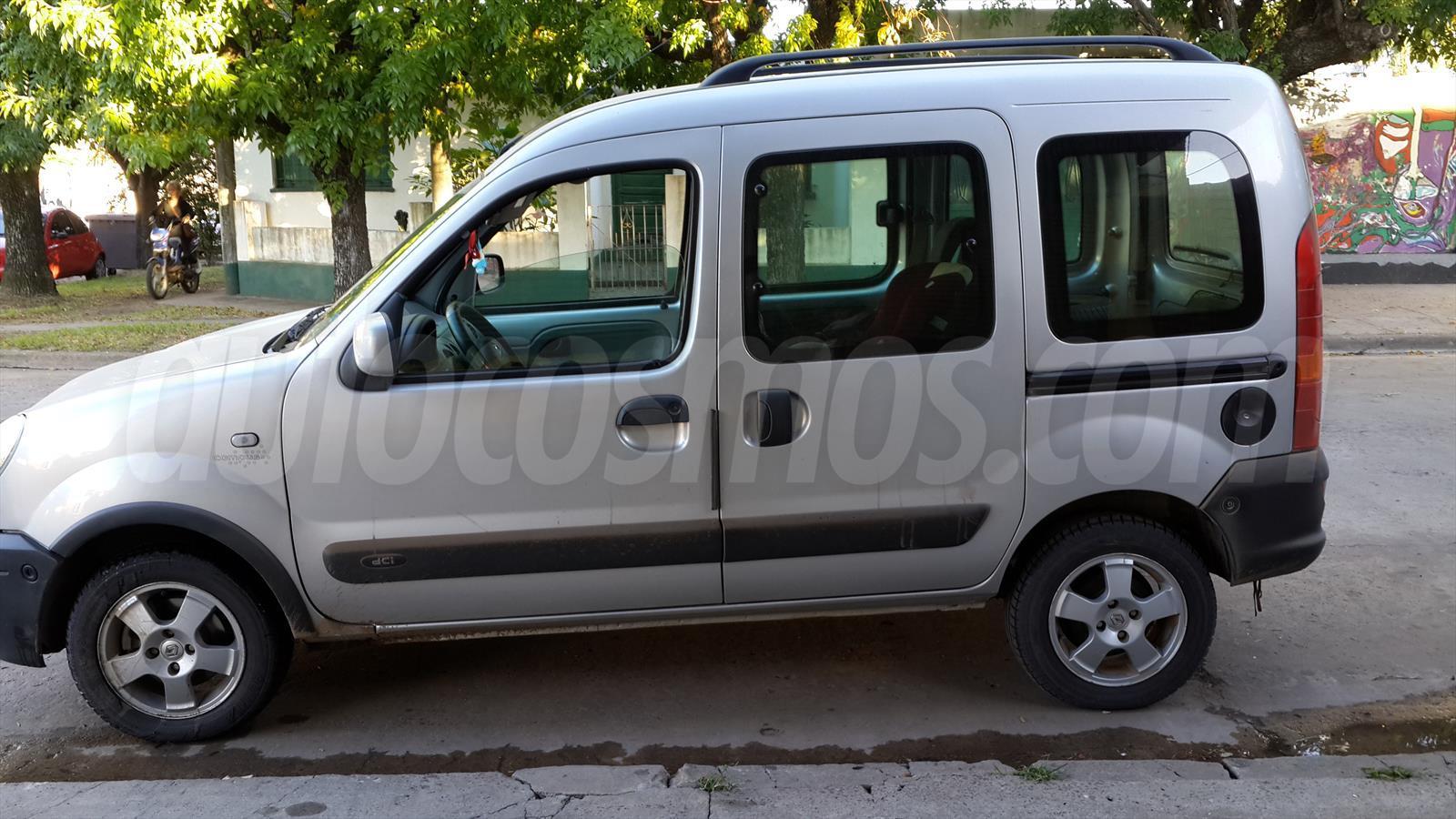 Venta Auto Usado Renault Kangoo 2 Break 1 5 Dci Sl Campus