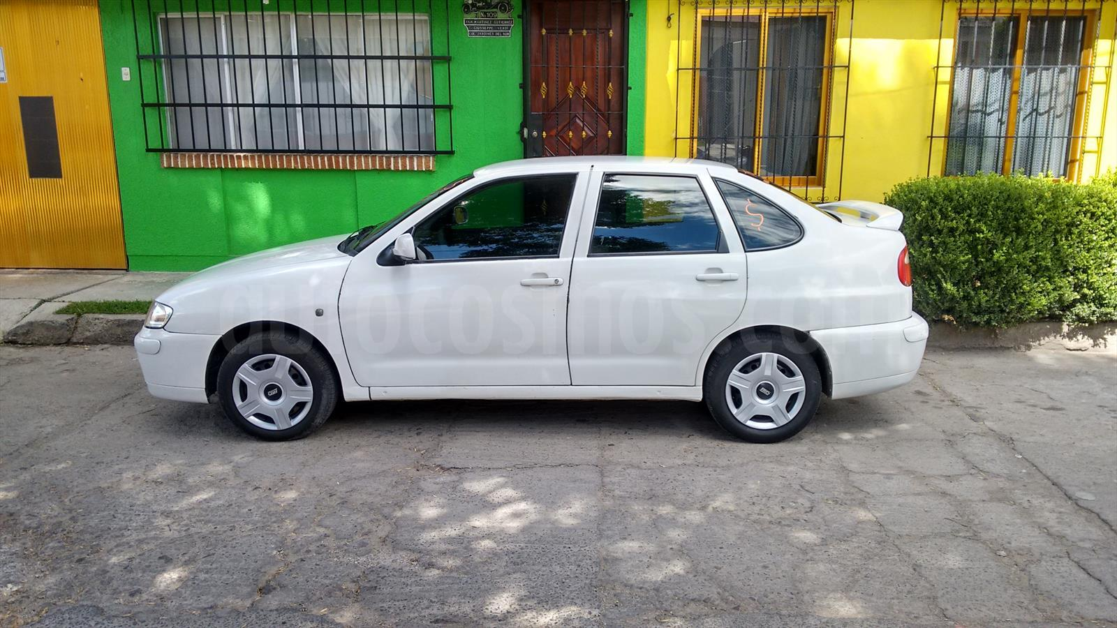 Venta Auto Usado Seat Cordoba 1 6 Stella 100hp 2002