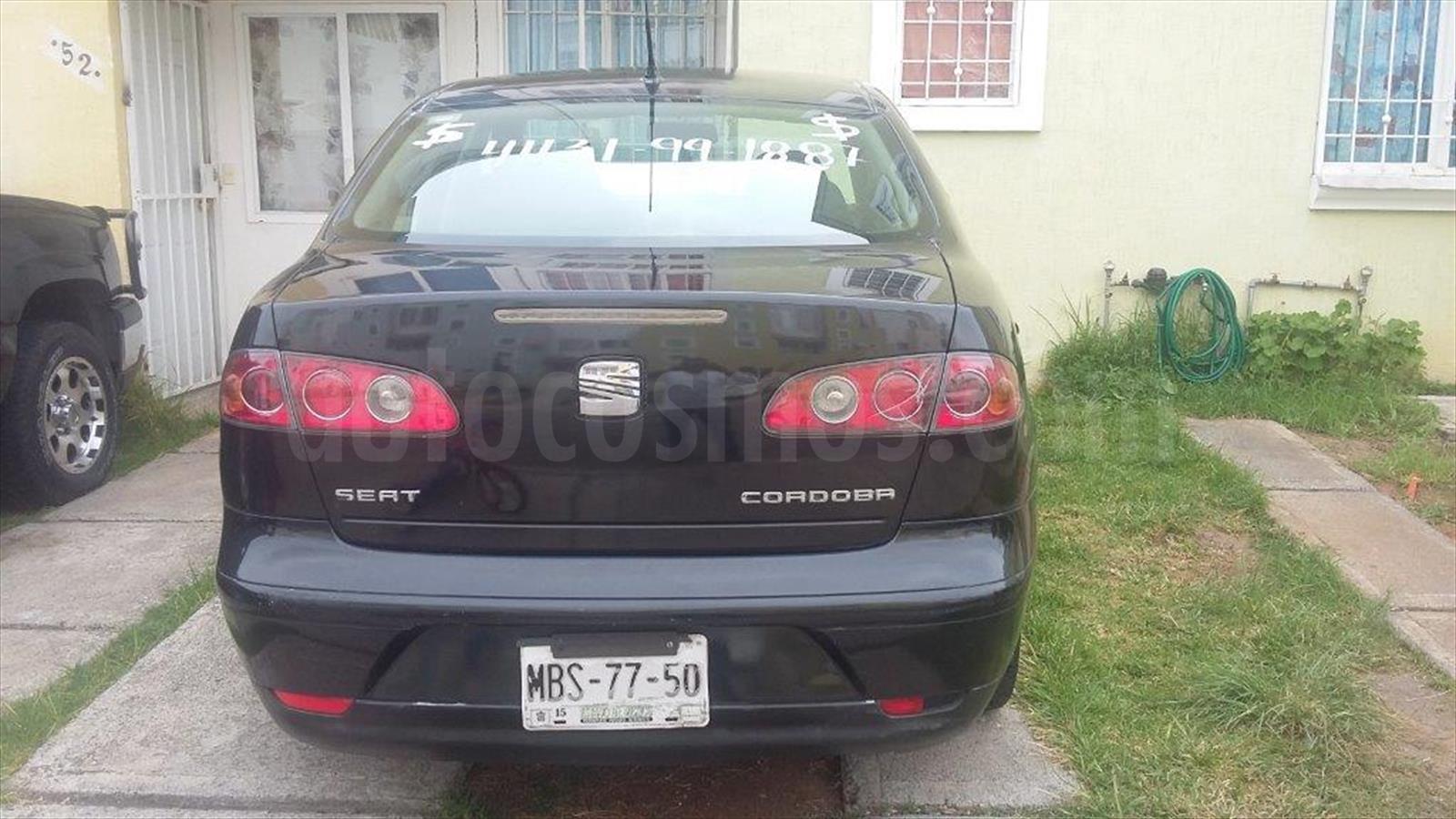 Venta Autos Usado Michoacan Seat Cordoba 2 0 Signo 115hp