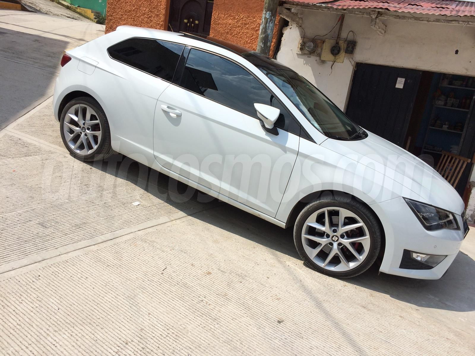 venta autos usado hidalgo seat leon sc fr 180 hp. Black Bedroom Furniture Sets. Home Design Ideas