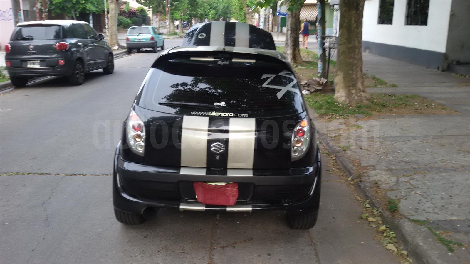 Venta Autos Usado Buenos Aires Gba Suzuki Fun 1 0 3p