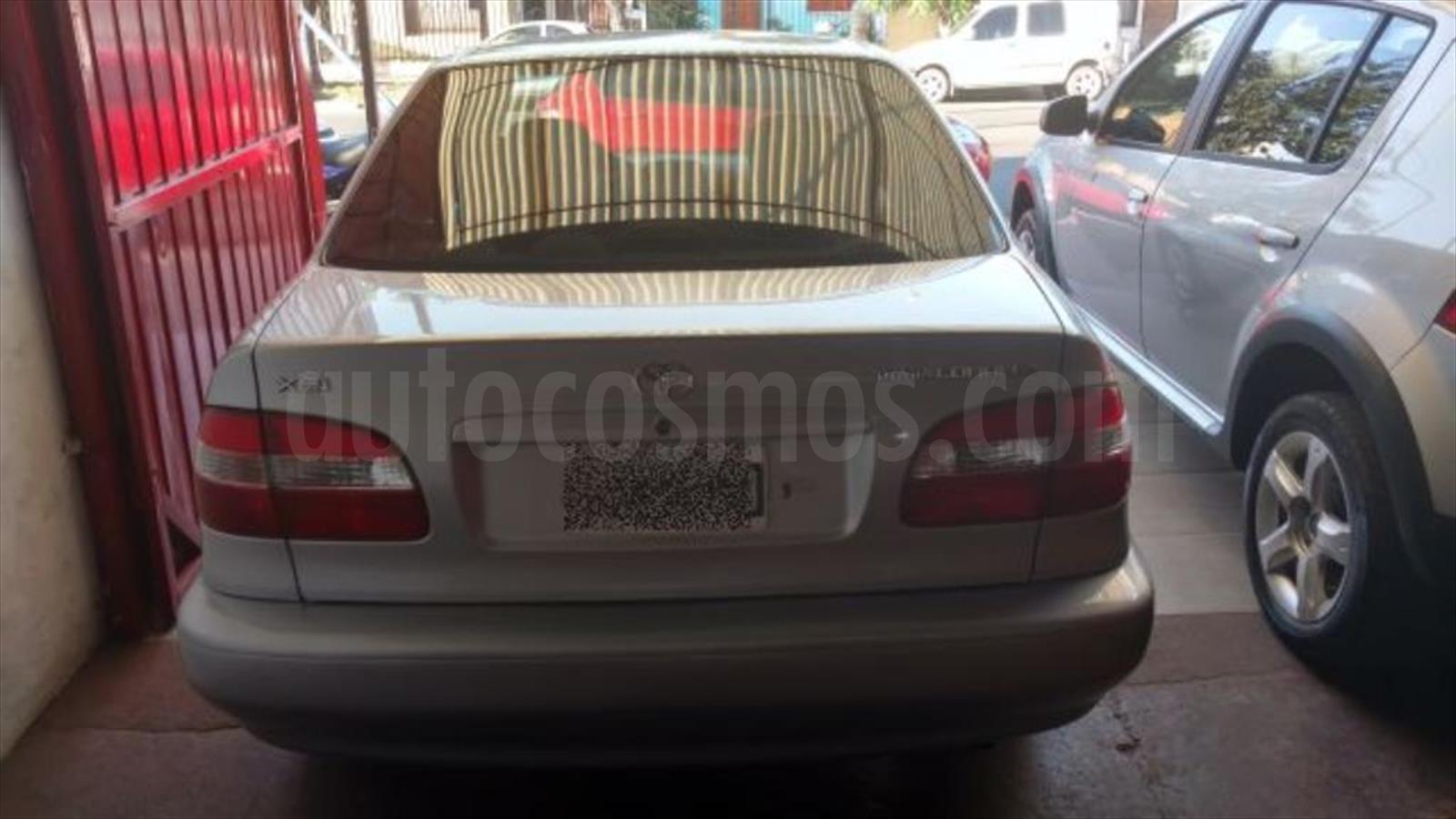 Venta Autos Usado Cordoba Toyota Corolla 1 8 Xei