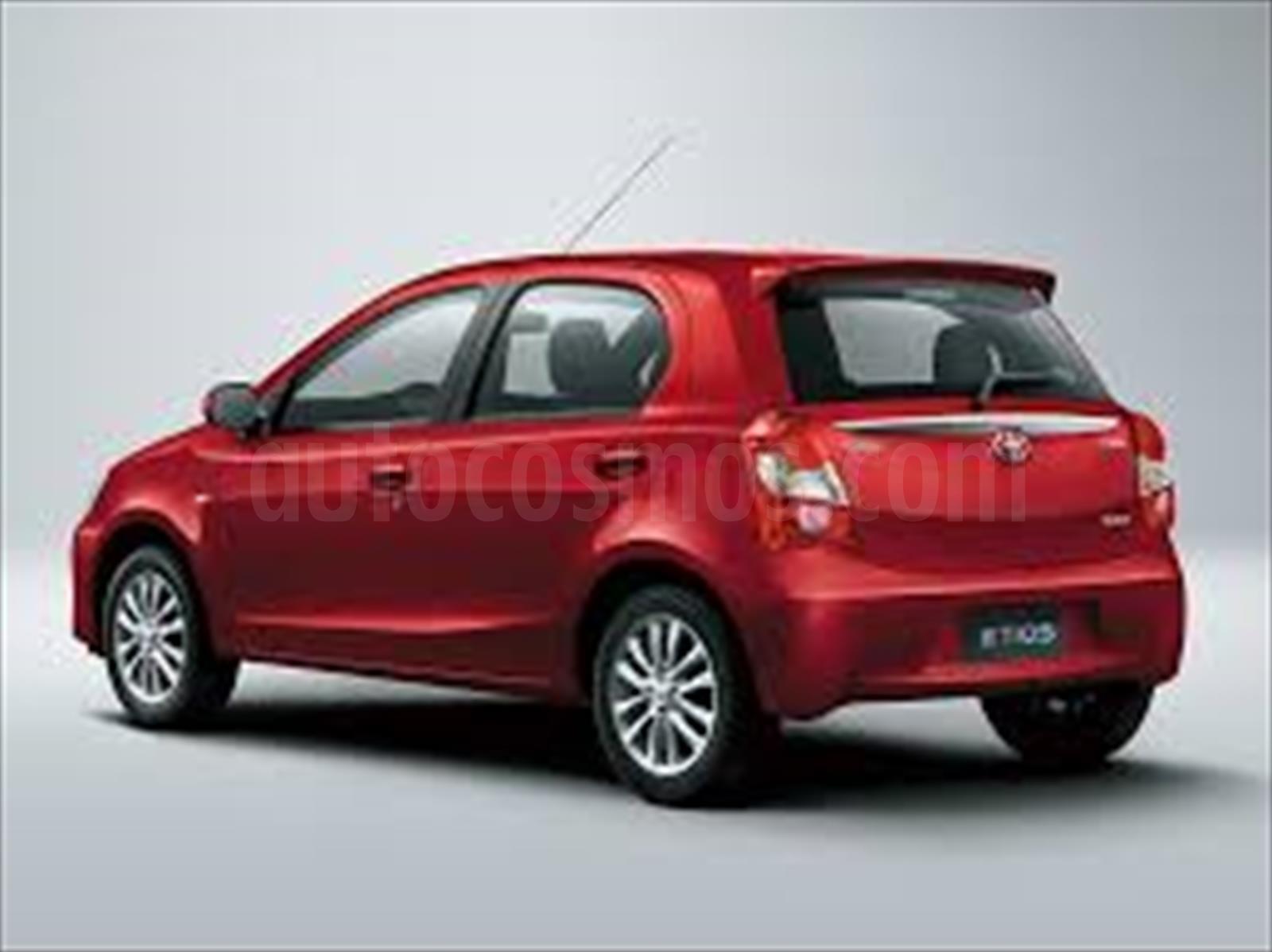 Venta autos usado - Tucuman - Toyota Etios Hatchback XLS
