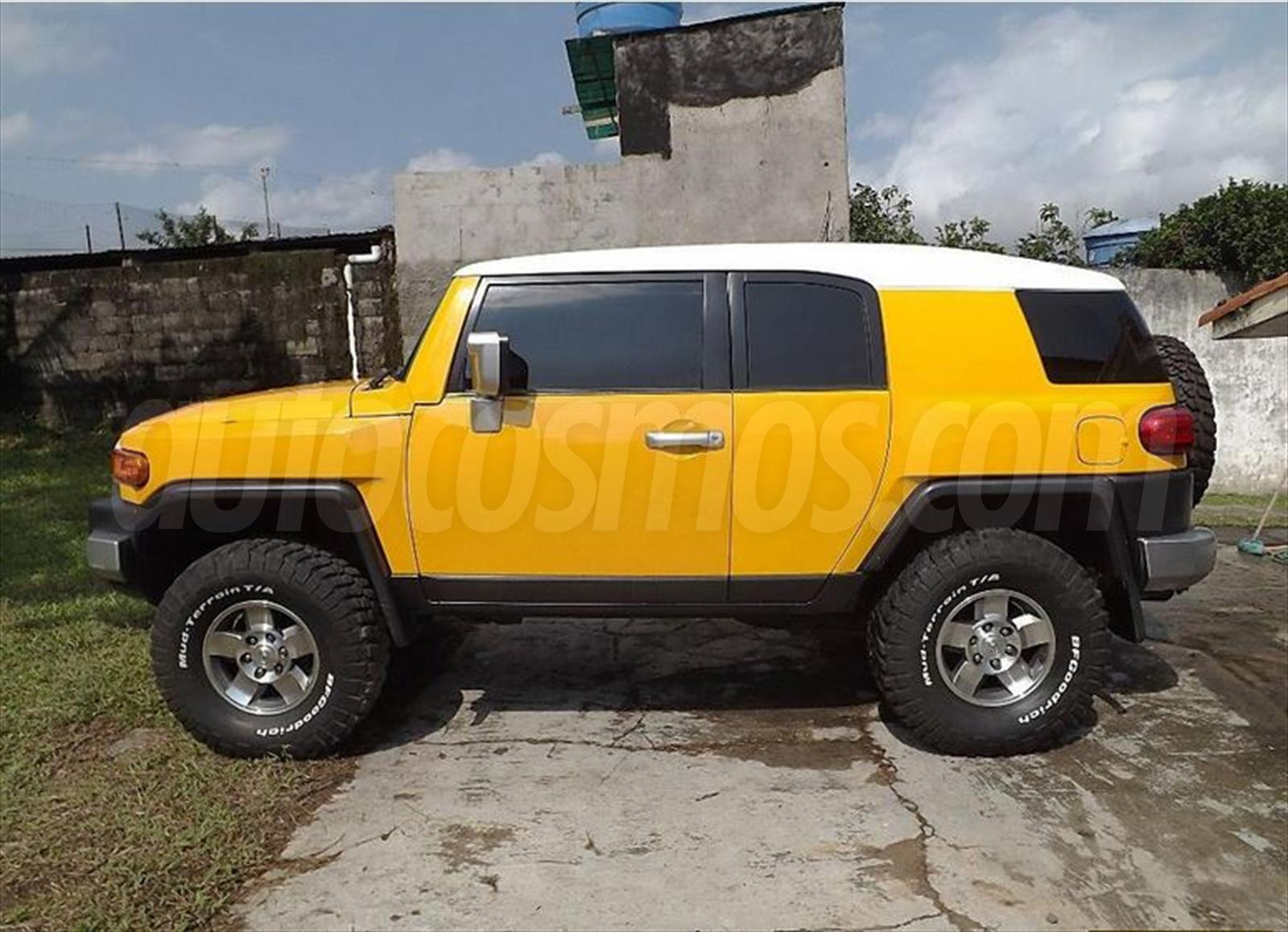 Venta carros usado - Distrito Capital - Toyota Land