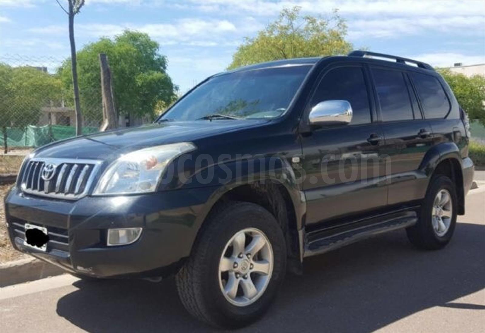 Venta Autos Usado Mendoza Toyota Land Cruiser Prado