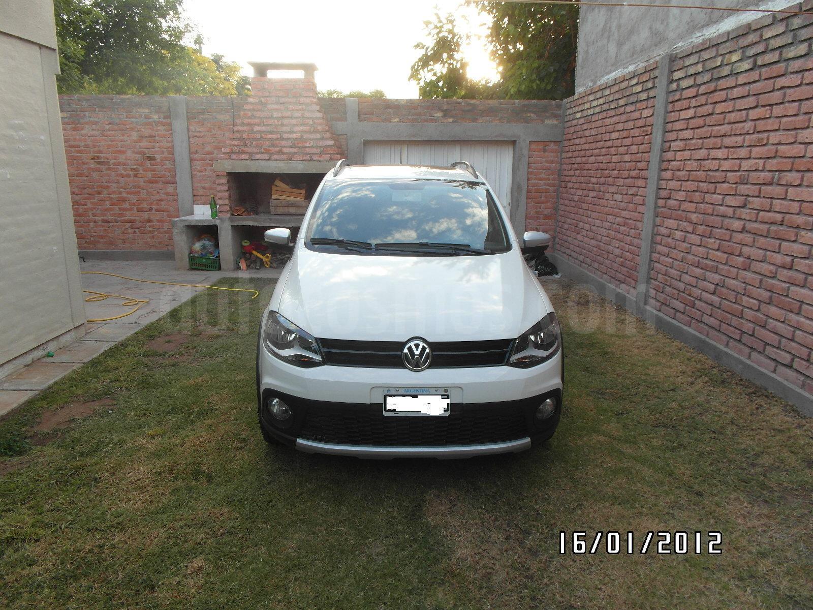 Venta Autos Usado Mendoza Volkswagen Crossfox Highline