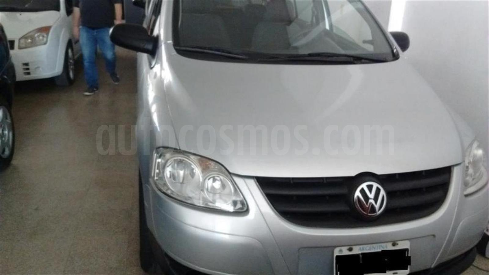 Venta Autos Usado Cordoba Volkswagen Fox 5p Comfortline