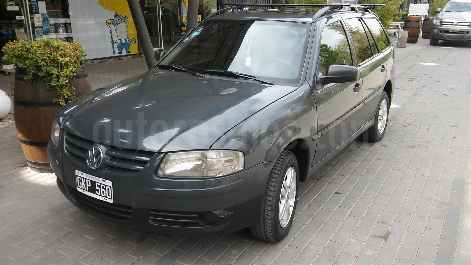 Venta Autos Usado Mendoza Volkswagen Gol Country 1 6