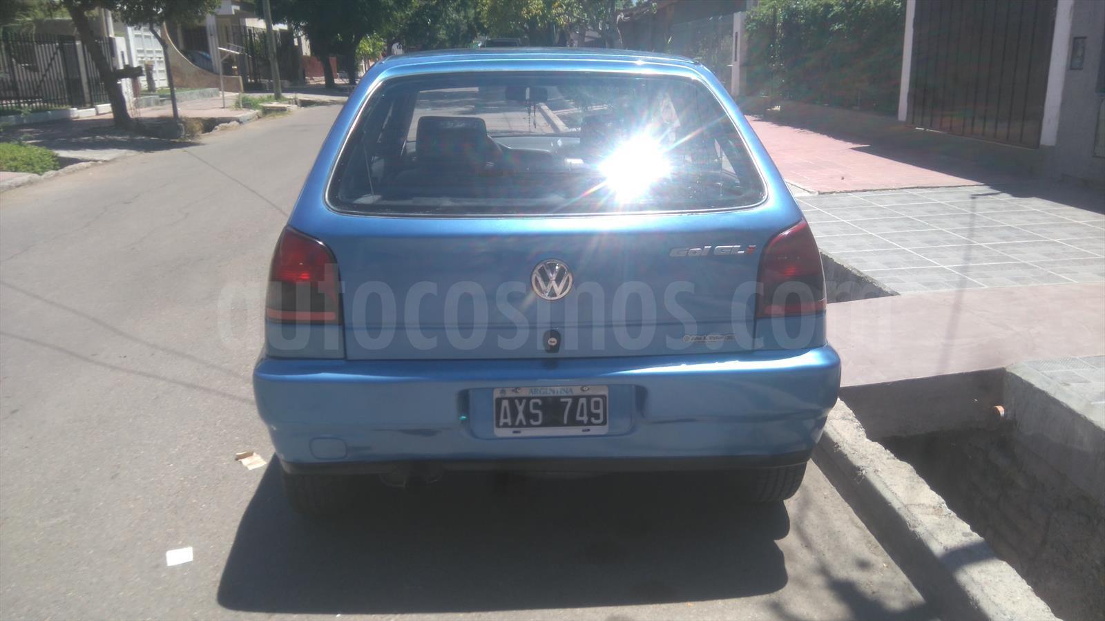 Venta Autos Usado Mendoza Volkswagen Gol 3p 1 6 Cli