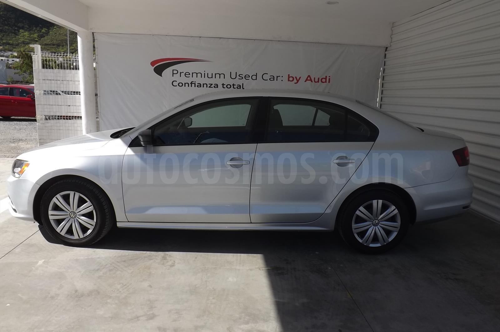 Venta Autos Usado Nuevo Leon Volkswagen Jetta 2 0
