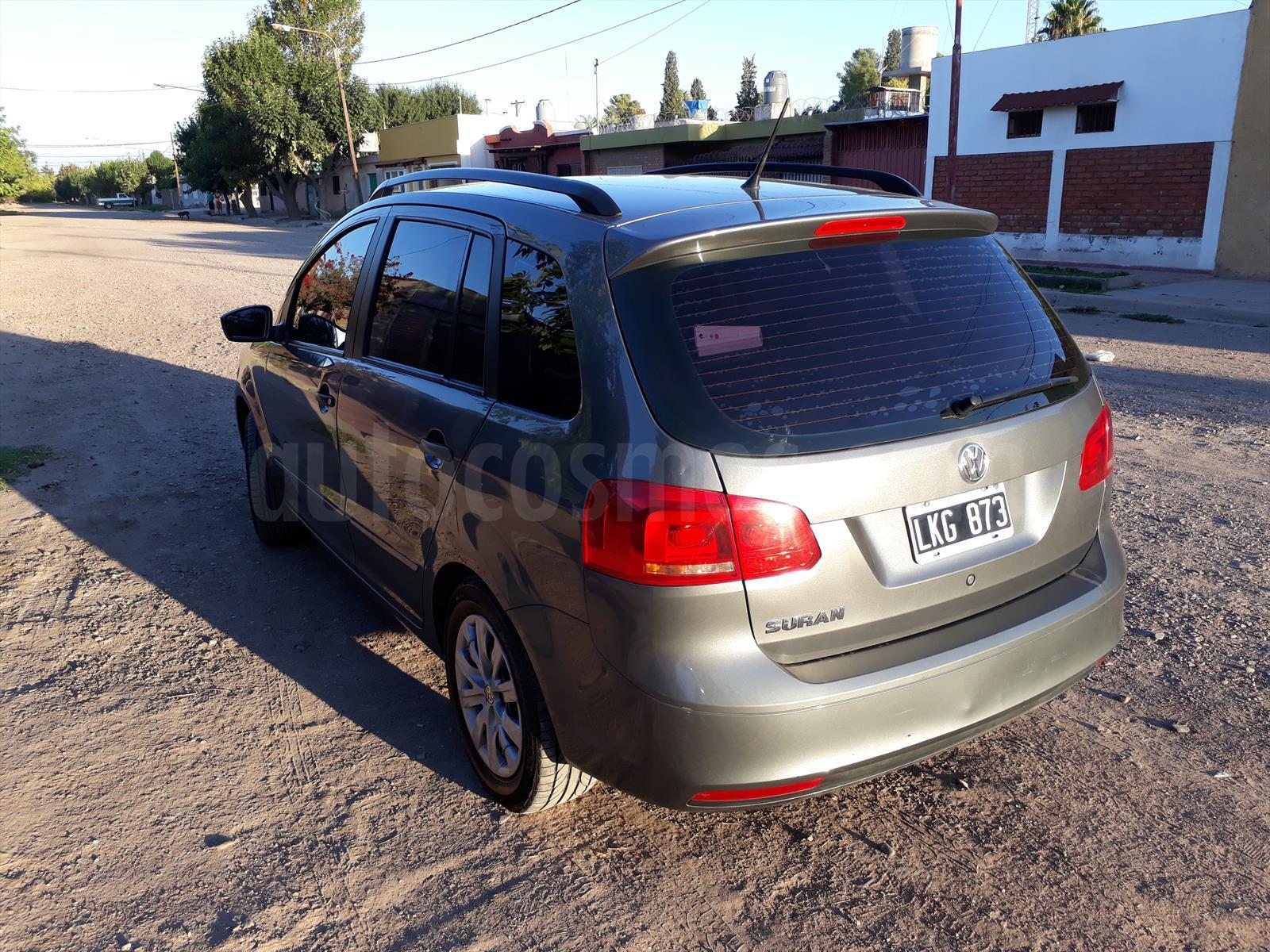 Venta Autos Usado Mendoza Volkswagen Suran 1 6 Comfortline