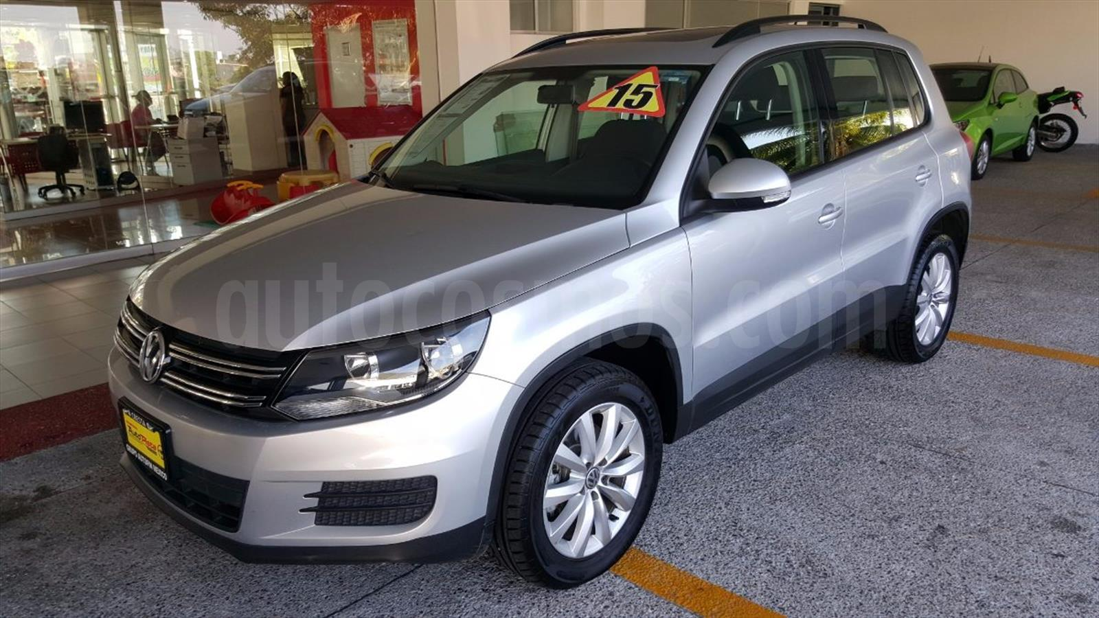 venta auto usado volkswagen tiguan sport style 1 4 2015. Black Bedroom Furniture Sets. Home Design Ideas