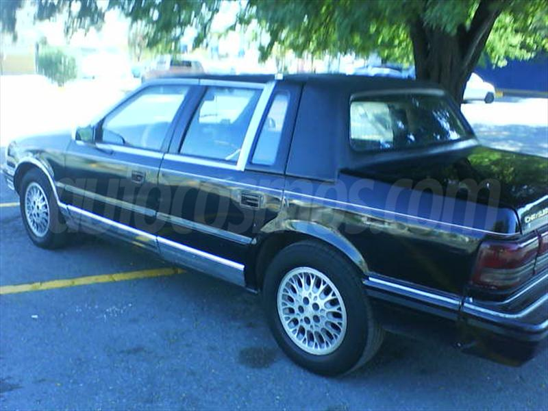 Chrysler new yorker usados y seminuevos en m xico for 1993 chrysler new yorker salon sedan