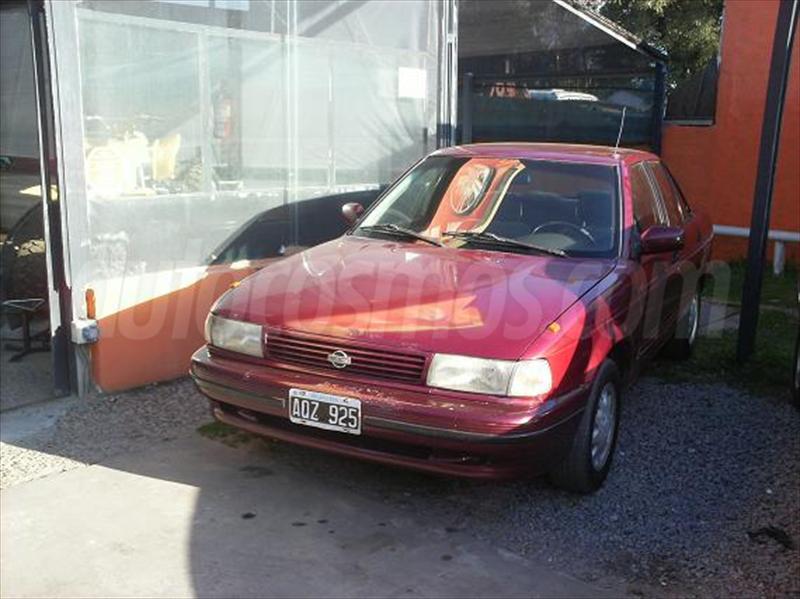 foto Nissan Sentra Super Saloon