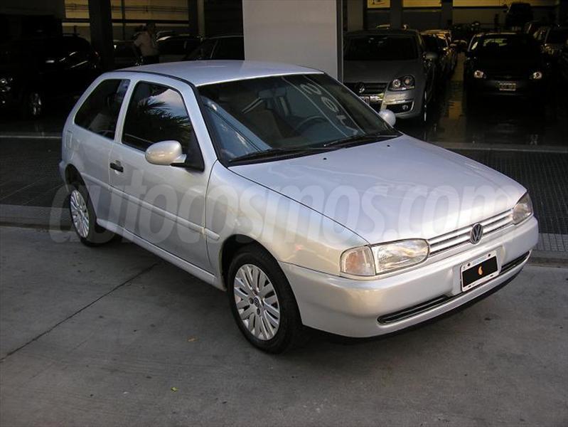 foto Volkswagen Gol 3P GL 1.6 Mi Full