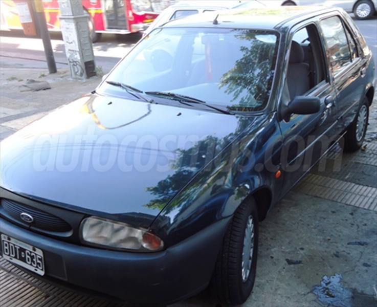 foto Ford Fiesta  LX 1.8 5P DSL AA DA