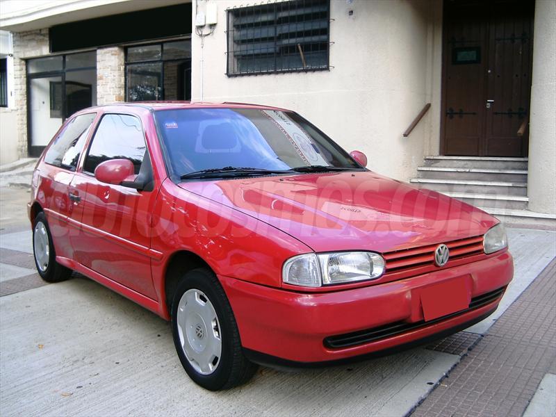 foto Volkswagen Gol 3P 1.6 Mi Lamy
