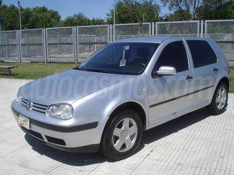 foto Volkswagen Golf 5P 1.9 TDi Comfortline