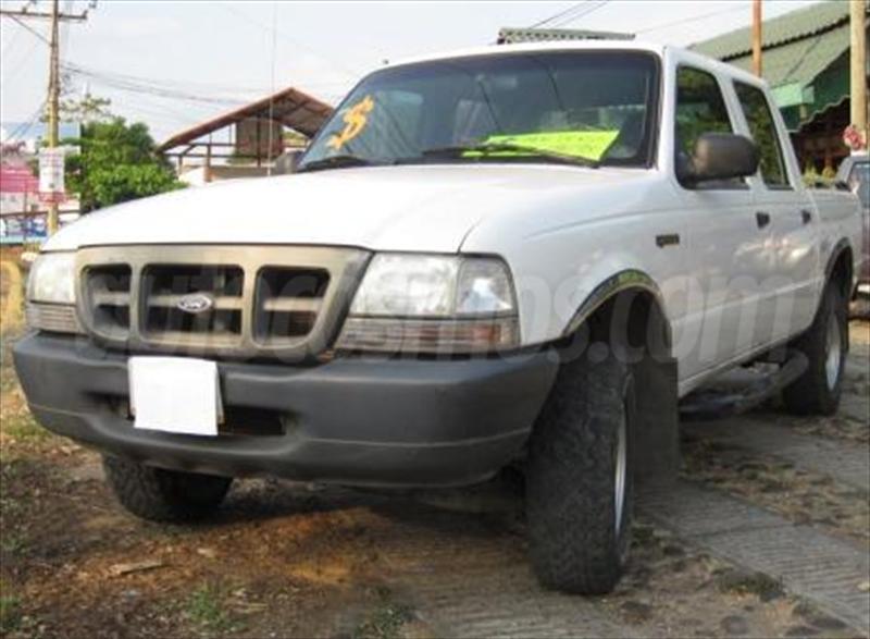 foto Ford Ranger XL Cabina Doble  Seminuevo