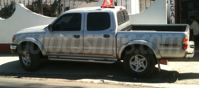 Toyota tacoma 2003 de venta en guatemala