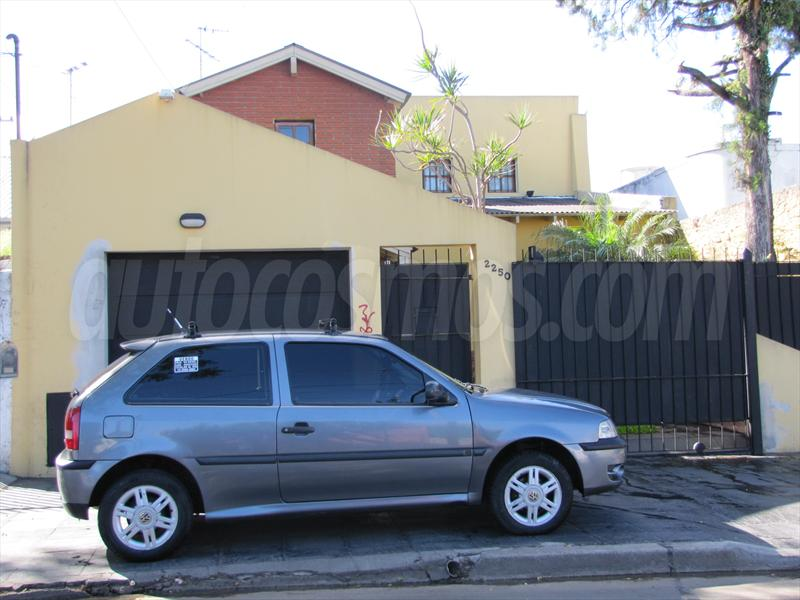 foto Volkswagen Gol 3P 1.9 SD Trendline
