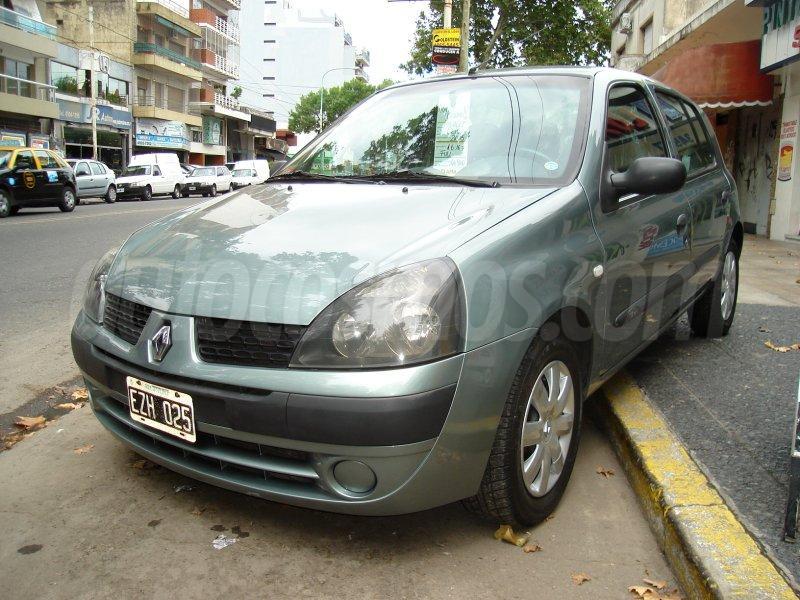 foto Renault Clio 5P Bic 1.6 Expression Da Aa