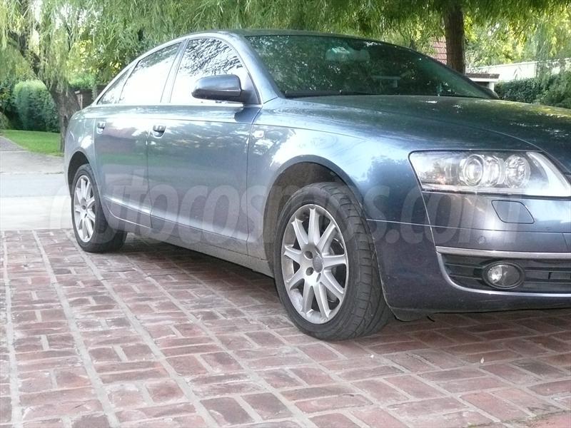 foto Audi A6 3.0 Tiptronic Quattro