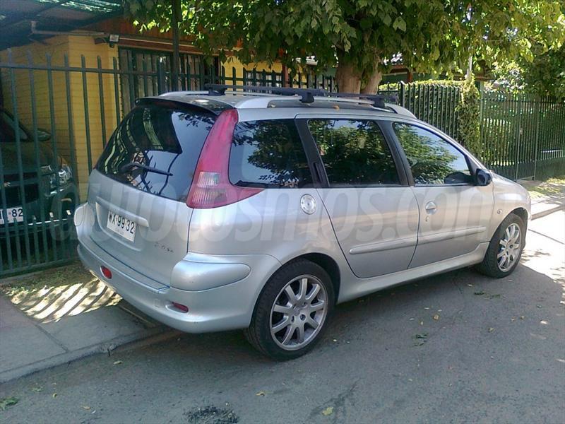 Peugeot 206 Usados En Chile