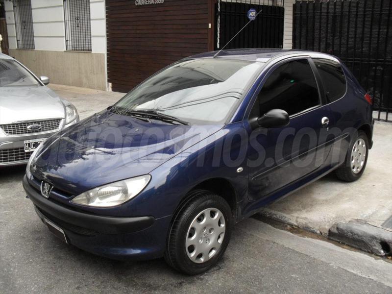 foto Peugeot 206 3P X-Line 1.4
