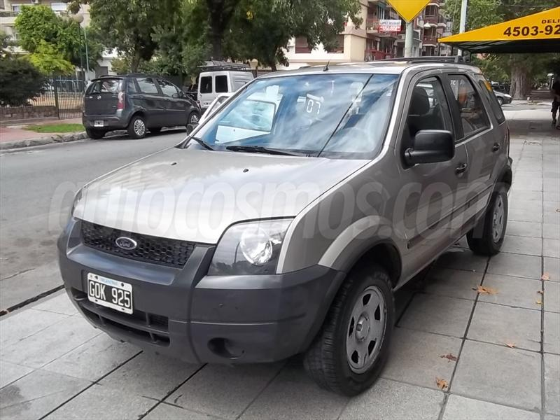 foto Ford EcoSport 1.4L 4x2 XL Plus TDCI