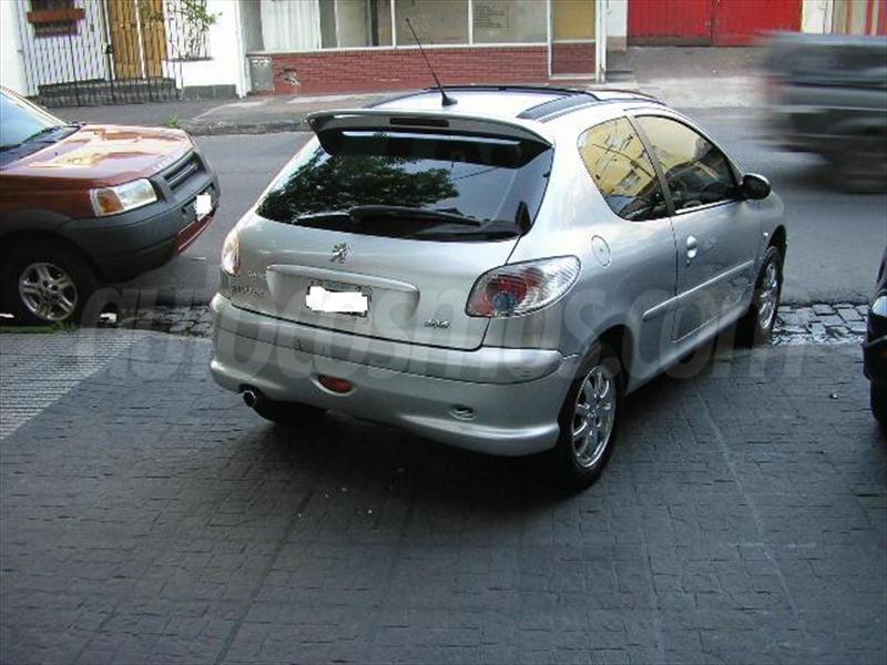 foto Peugeot 206 3P XS Premium 1.6